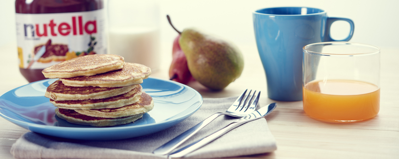 I like pancakes -1