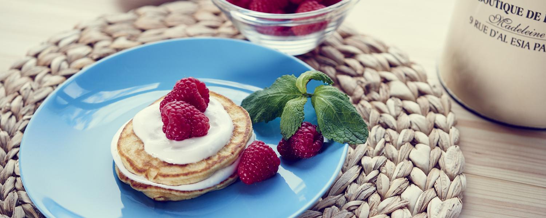I like pancakes -5