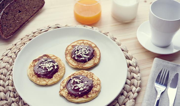 i like pancakes - colazione