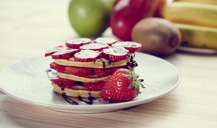 i like pancakes - merenda